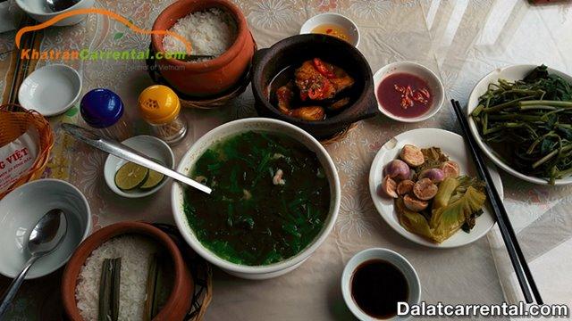 dalat famous foods