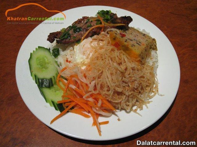 famous food in da lat
