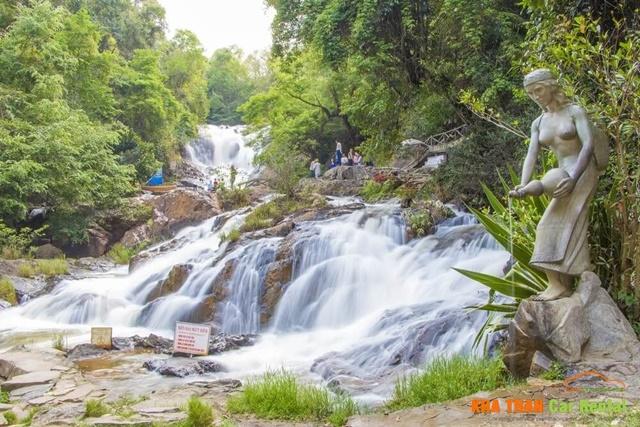 dalanta water fall