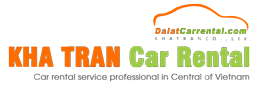 logo danang car rental - kha tran car rental