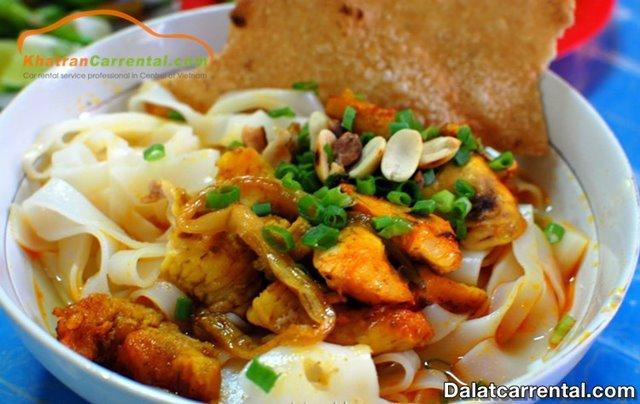 dalat famous food