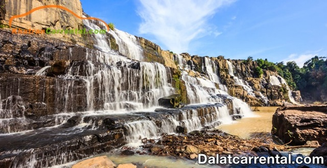 tourist attractions in DaLat