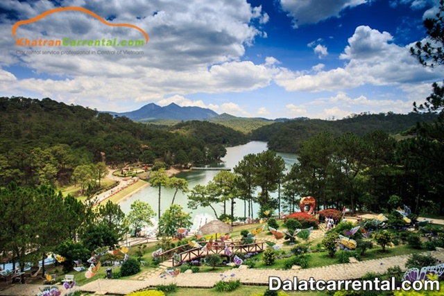 tourist attractions in DaLat