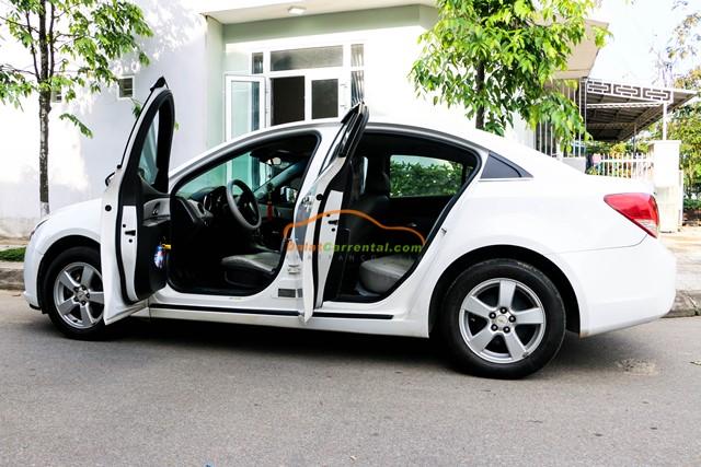 Dalat 4 seats car