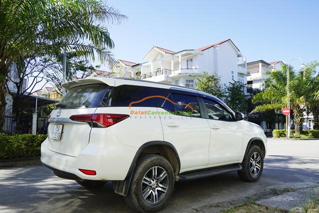 Toyota Fortuner in Dalat