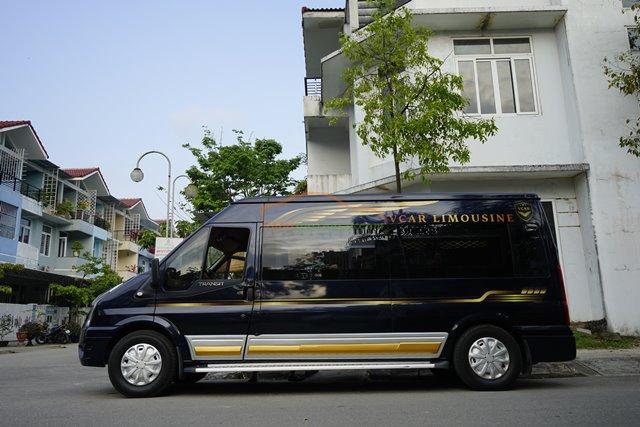 vip dcar limousine