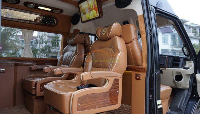 dcar limousine dalat