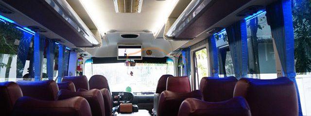 thaco bus 29 seats