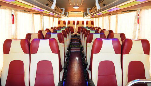 29 seats dalat car rent