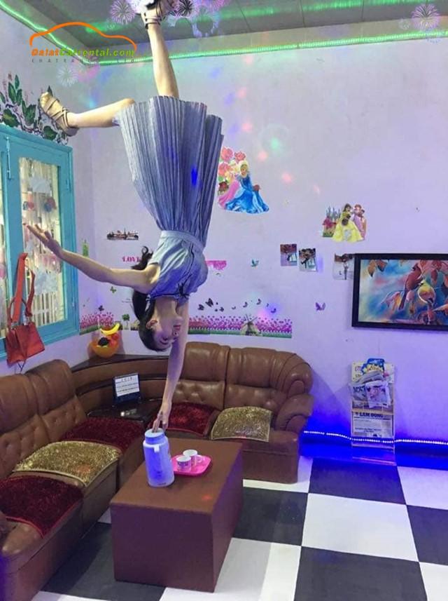 upside down house in dalat