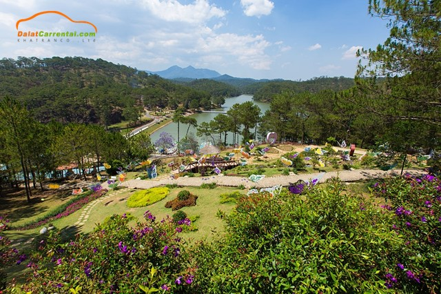 dalat valley of love