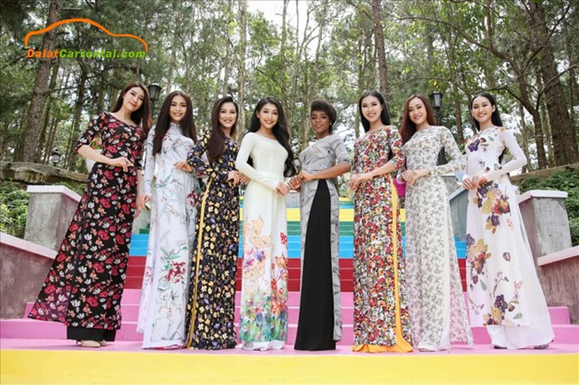 flower festival in dalat
