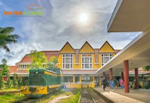 old railway station dalat