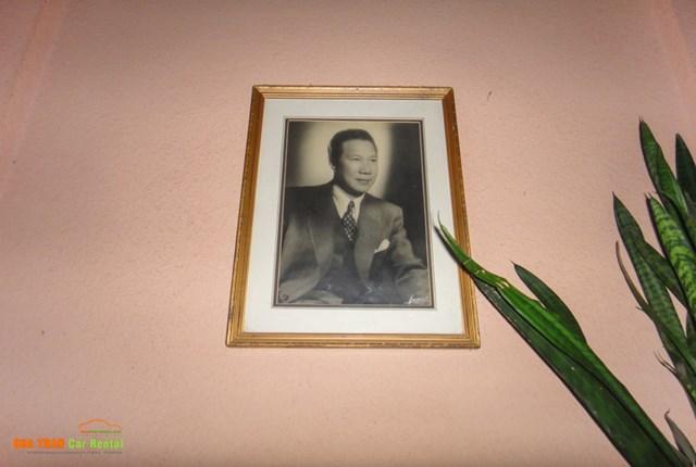 bao dai summer palace dalat vietnam