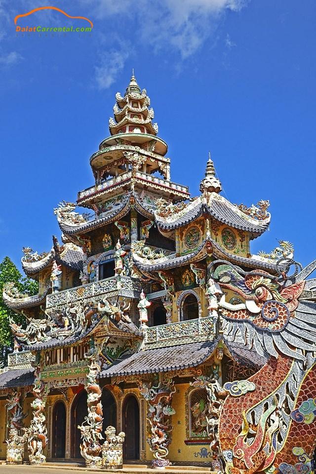 linh phuoc pagoda entrance fee
