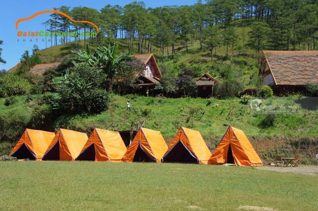 lang cu lan village