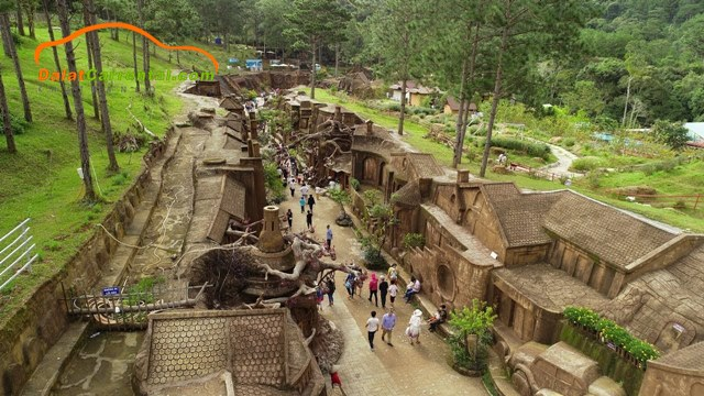 clay tunnel dalat entrance fee